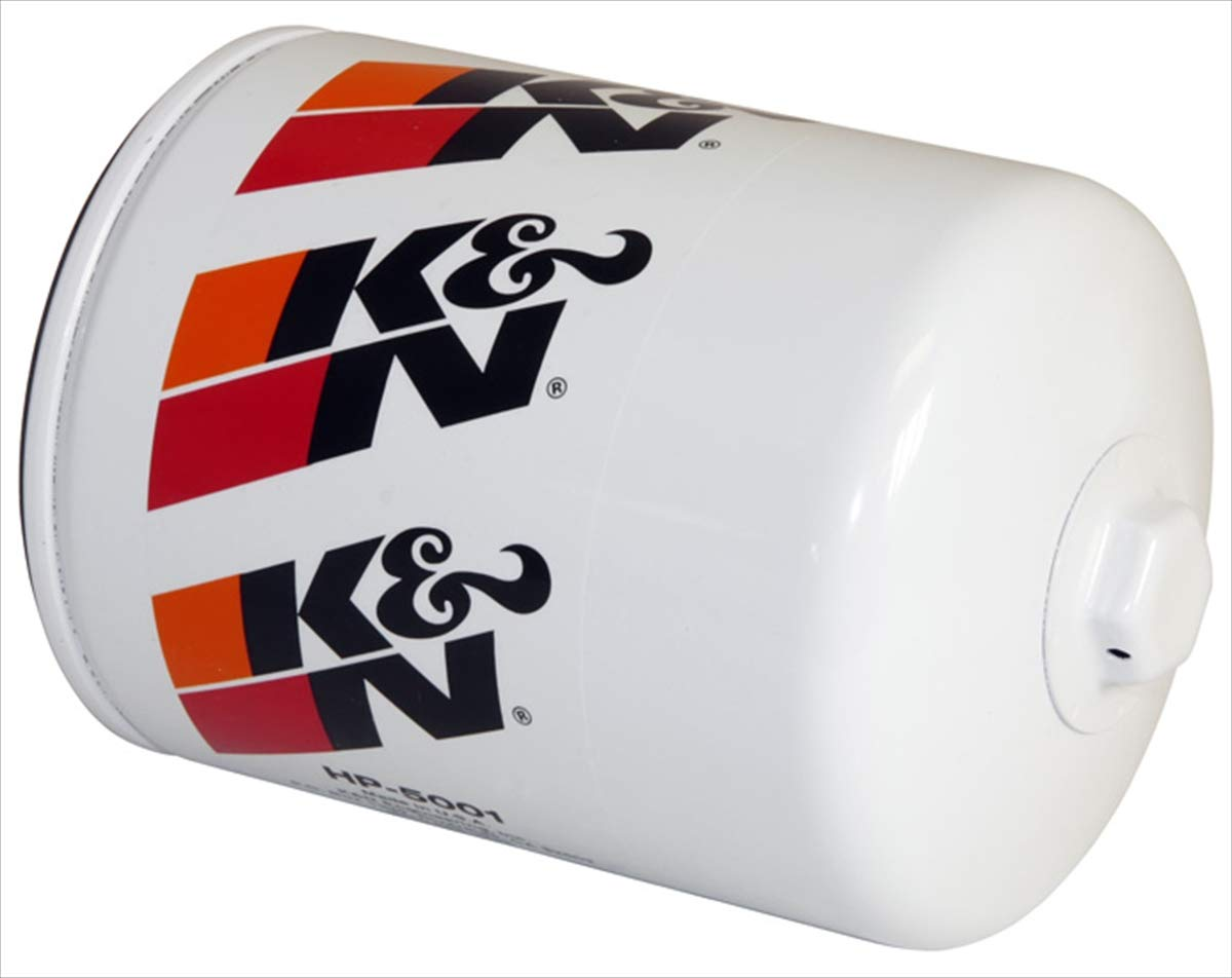 K/&N HP-5001 Performance Wrench-Off Oil Filter