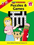 Puzzles and Games, Grade 2, , 0887247342