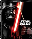 Image of Star Wars Trilogy Episodes IV-VI (Blu-ray + DVD)