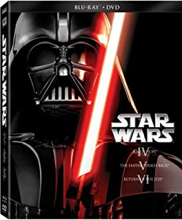Star Wars Trilogy Episodes IV-VI (Blu-ray + DVD) (B00E9PMMX0)   Amazon Products