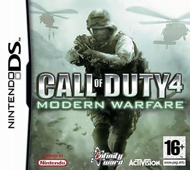 nds call of duty 4 modern warfare