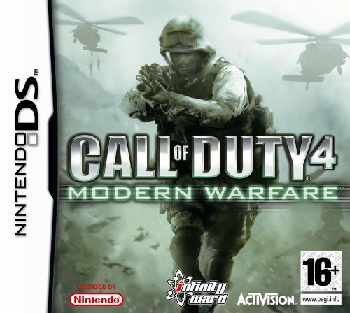 Call of Duty 4: Modern Warfare - Nintendo - Games Call Duty Ds