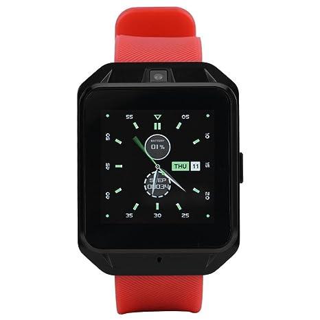Vbestlife Microwear Reloj Inteligente de Deporte 4G y WiFi,con Cámara Que Toma Fotos de
