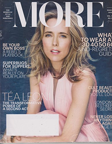 More March 2015 Tea Leoni The Transformative Power of a Second Act