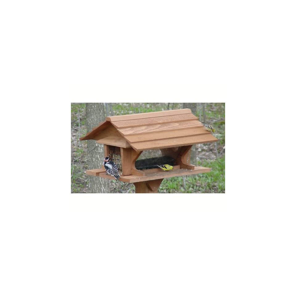 Super Feeder   (Bird Feeders) (Seed Feeders)