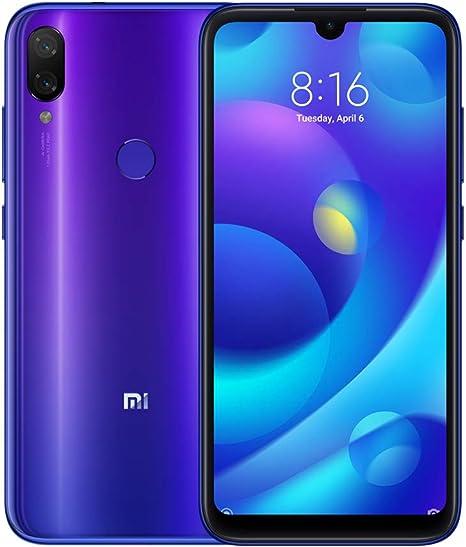 Xiaomi Mi Play Dual SIM 64GB 4GB RAM Azul SIM Free: Amazon.es ...