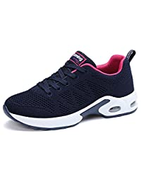 Women's Breathable Running Sneakers Casual Fashion Summer Couple Walking Shoes