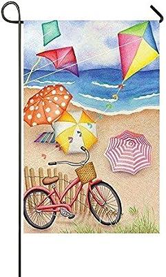 Amazon com : Raininc's Flying Kites Umbrella Bicycle Sandy