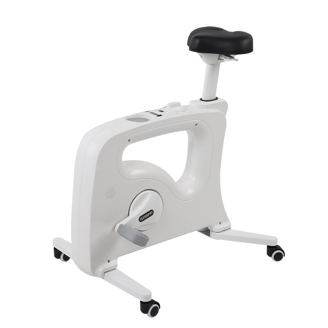 FLEXISPOT Home Office Under Desk Exercise Bike Height Adjustable Cycle - Deskcise Pro by FLEXISPOT (Image #8)