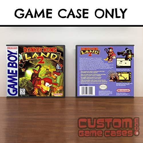 Gameboy Donkey Kong Land 2 - Game - Kong Boy Land Game Donkey