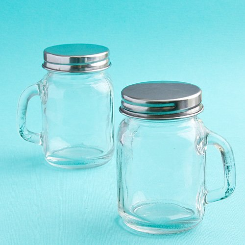 Perfectly Plain Collection Glass Mason Jars, 36 (Mason Jar Party Favors compare prices)