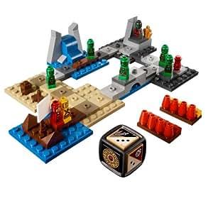 LEGO HEROICA Draida Bay juego de construcción - juegos de construcción (Multicolor, 7 año(s), 101 pieza(s), De plástico)