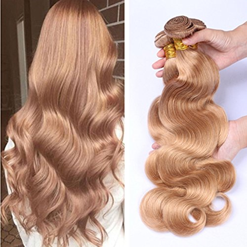 Ruma Hair Grade 8A Honey Blonde Russian Human Hair Weave 3 B