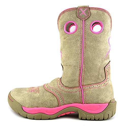 Image of Twisted X Womens Neon Pink All Around Boot