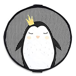 Play and Go Soft Pinguino sac de rangement 120 cm 3