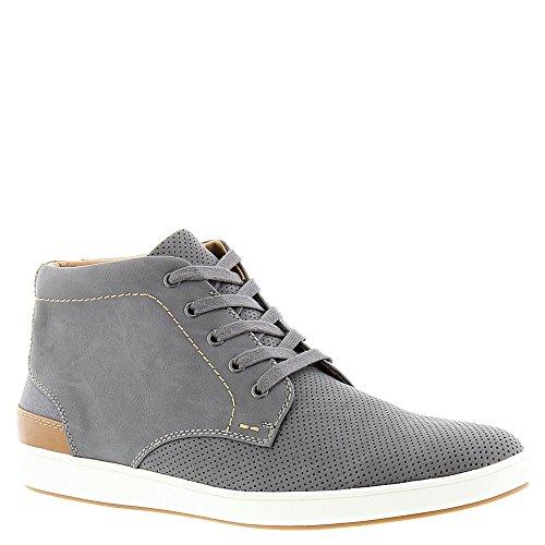 Steve+Madden+Men%27s+Fractal+Fashion+Sneaker%2C+Grey%2C+10.5+M+US