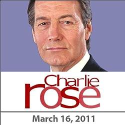 Charlie Rose: Ethan Bronner, Robert Malley, Zalmay Khalilzad, and John Negroponte, March 16, 2011
