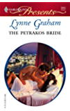 The Petrakos Bride (The Greek Tycoons Book 2)