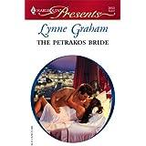 The Petrakos Bride (The Greek Tycoons Book 2)
