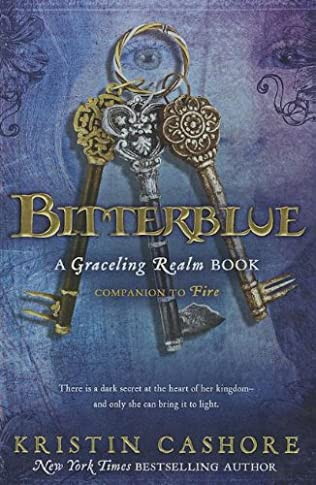 book cover of Bitterblue