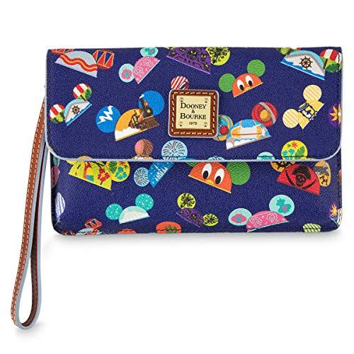 - Disney Parks Attractions Ear Hat Wristlet by Dooney & Bourke Puse Disney Parks