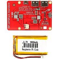 MakerFocus Raspberry Pi Battery Pack,(Raspberry Pi...