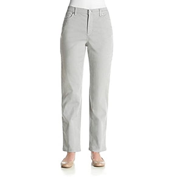 27df29d62e2 Image Unavailable. Image not available for. Color  Gloria Vanderbilt Amanda  Colored Denim Pants ...