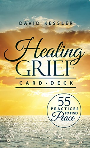 Healing Grief Card Deck: 55 Practices to Find Peace (Card David)