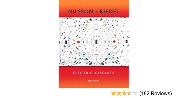 Electric circuits james w nilsson ebook amazon fandeluxe Choice Image
