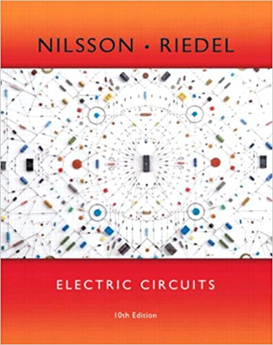 Electric Circuits, James W  Nilsson, eBook - Amazon com