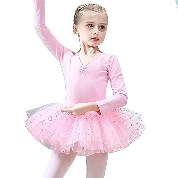 Ballet de vestir de leotardo para niñas Niños Niñas Volver ...