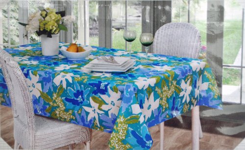 Vera Neumann Indoor/Outdoor Tablecloth,