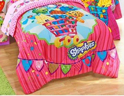 Shopkins Twin/Full Bed Comforter