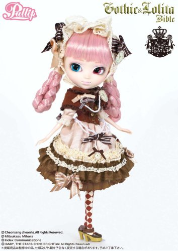 "Pullip Dolls Retro Version Nella 12"" Fashion Doll 5"