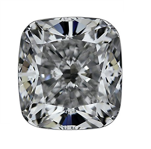 Si2 Cushion Loose Diamond (GIA Certified Cushion Cut Natural Loose Diamond 1.9 Carat F Color SI2 Clarity - Near 2 Ct)