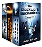 Bargain eBook - Clockwork Mechanicals   the Complete Trilogy