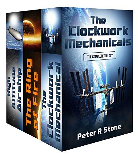 Bargain eBook - Clockwork Mechanicals   the Complete Trilogy
