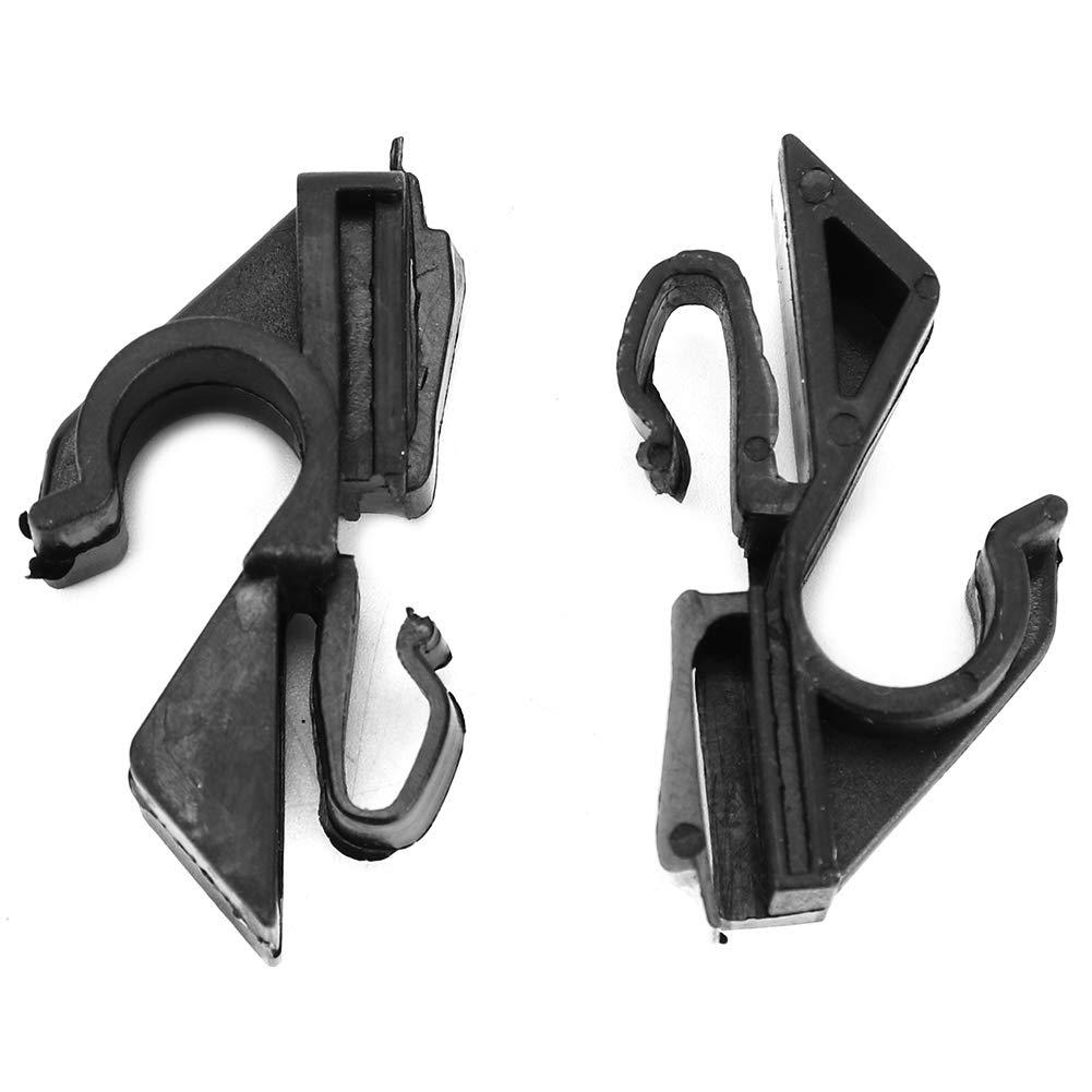 Clip per mensola coppia di clip per parcel posteriori Adatto per la Grande Punto