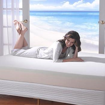Amazon Com Spa Sensations 8inch Memory Foam Mattress