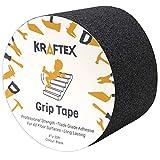 """Grip Tape [4"""" x 30ft Black] Anti Slip Tape for"""