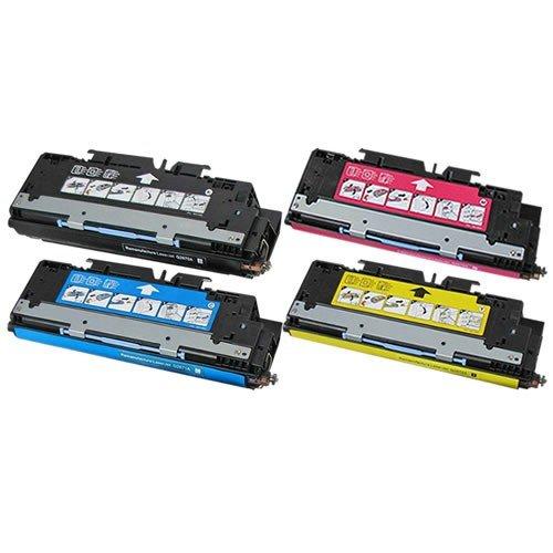 Toner Eagle Compatible 4-Color Toner Cartridges for Use