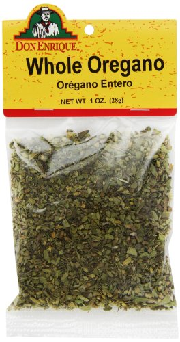Melissa's Dried Oregano Mexican, 0.5-Ounce Bags (Pack of 12)