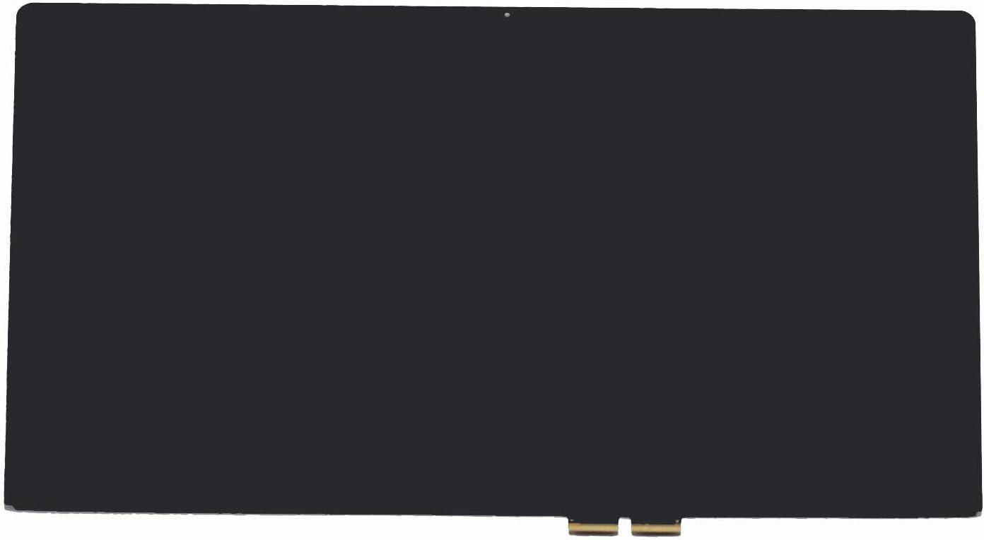 "CClon 15.6"" 3840 x 2160 UHD 4K LCD Touchscreen Digitizer Display Assembly for Lenovo Yoga 710-15ISK 80U0"