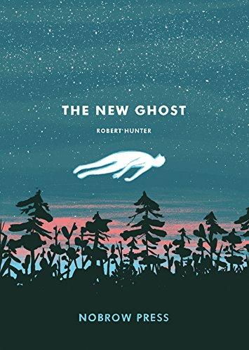 The New Ghost [17 X 23 COMIC] (17 X 23 COMICS)