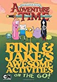 Finn and Jake's Awesome Activities on the Go (Adventure Time)