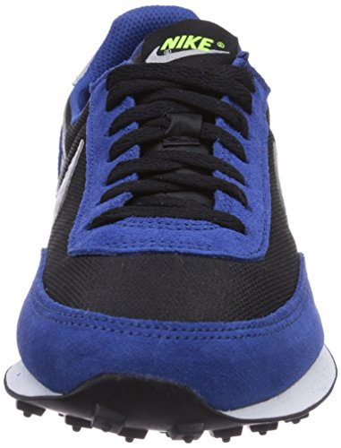 Nike Elite Gs - Zapatillas de deporte Niños Blanco (Black/Wolf Grey-Gym Blue-Volt)