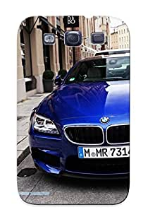 Hot Bmw M6 First Grade Tpu Phone Case For Galaxy S3 Case Cover