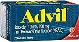 Advil Tablets, 200 ct