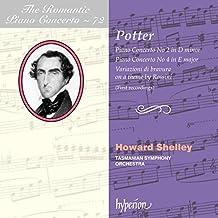 The Romantic Piano Concerto Vol.72