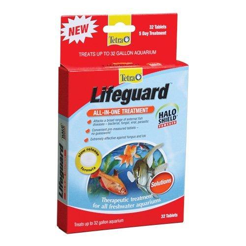 Tetra Lifeguard All-In-One Freshwater Aquarium Treatment, Pa